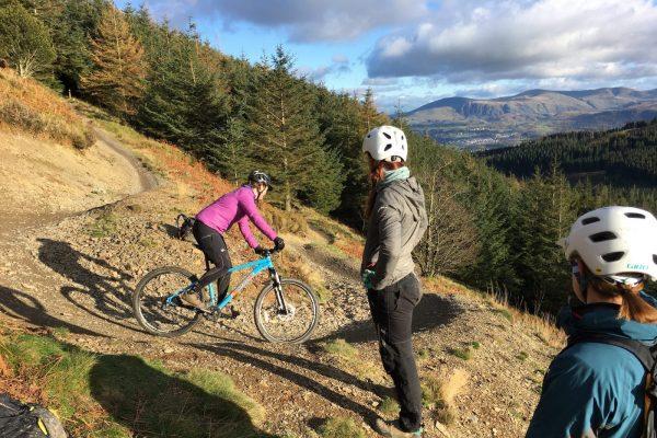 Womens Mountain Bike Skills Course