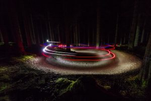British Cycling MTB Night Leader Award