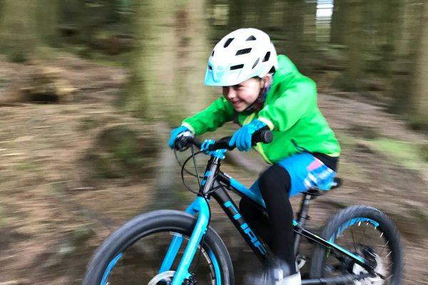Junior Biking