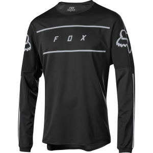 Fox Flexair Fine Line Jersey - Black