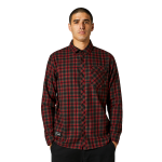 Fox Reeves Long Sleeve Button Up