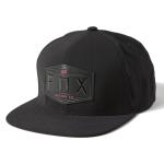 Fox Emblem Snapback Hat