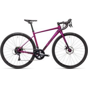 Cube Axial WS Pro Purple/Black 2021